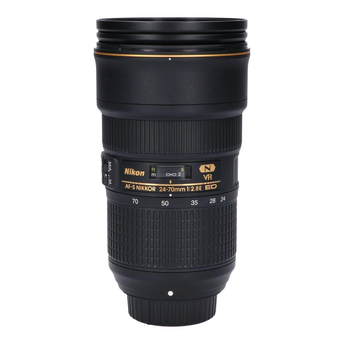 NIKON AF-S24-70mm F2.8E ED VR【中古】