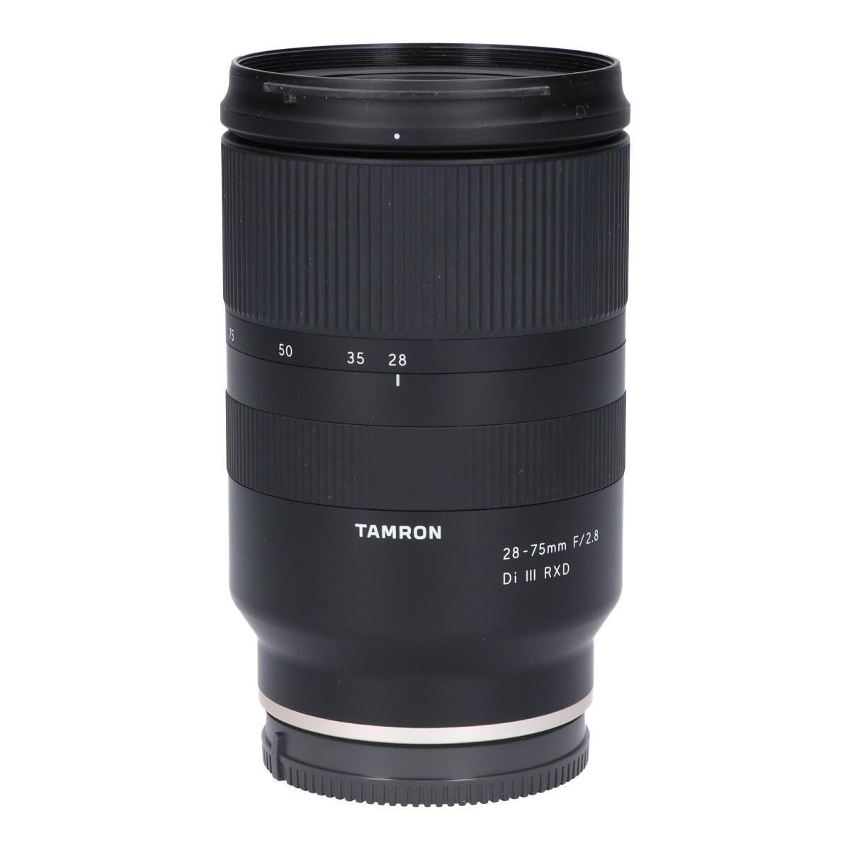 TAMRON E(A036)28-75mm F2.8DIIIIRXD【中古】