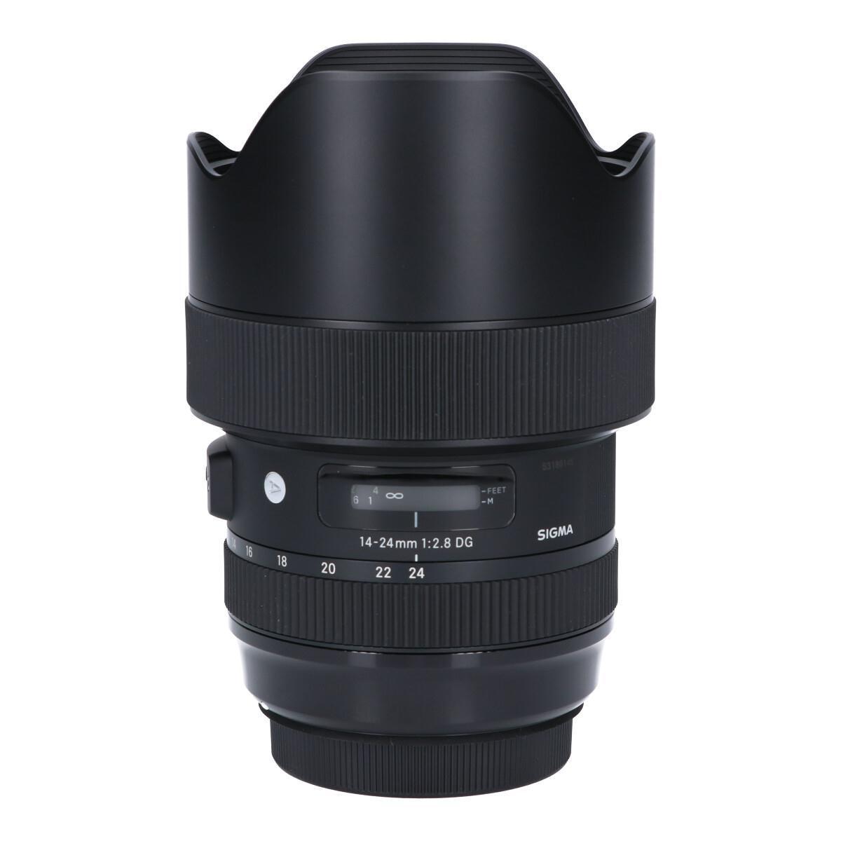 SIGMA EOS(A)14-24mm F2.8DG HSM【中古】