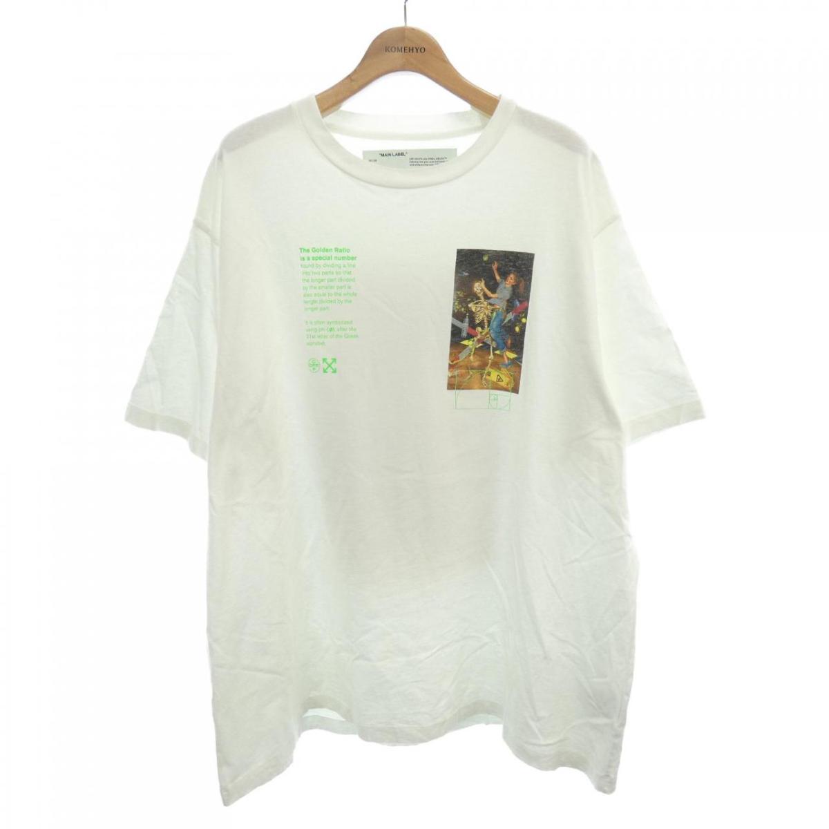 2020人気の オフホワイト OFF-WHITE Tシャツ【 OFF−WHITE オフホワイト】, アウトレットステージ21:a0c5d479 --- delipanzapatoca.com