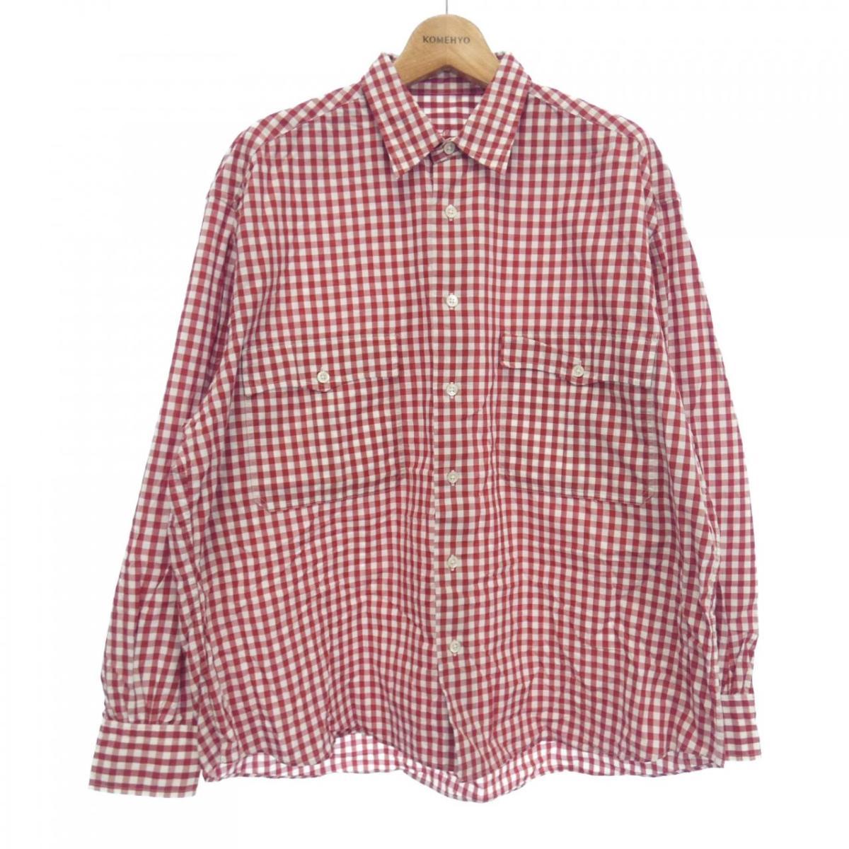 100%本物 ポータークラシック PORTER CLASSIC シャツ【】, スプラッシュ ファースト 4144c4dc