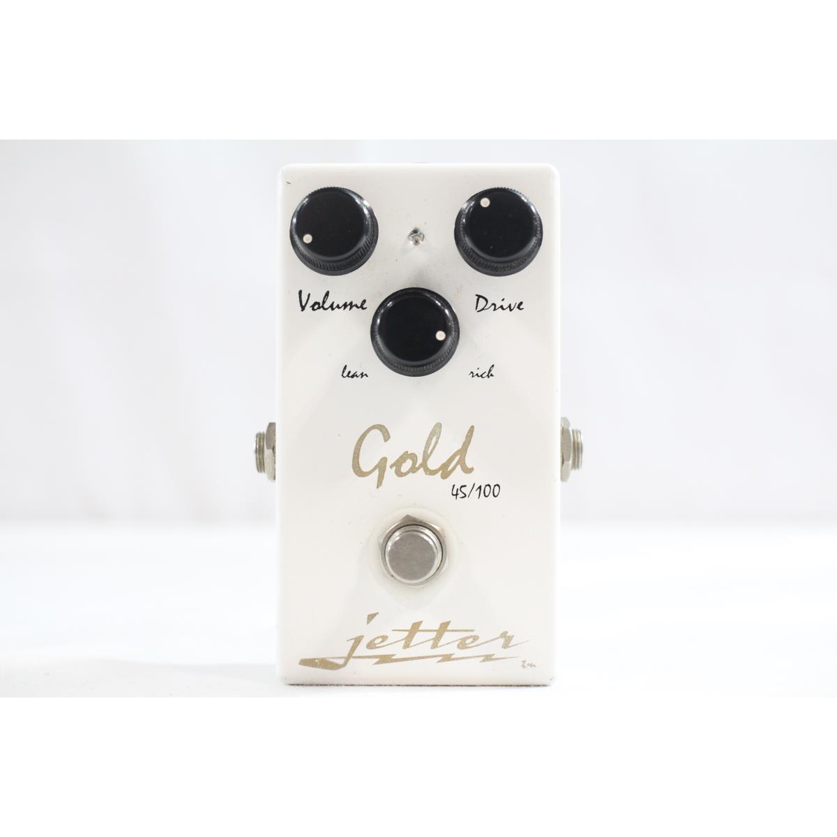 JETTER GEAR GOLD45 大注目 中古 100 再入荷/予約販売!