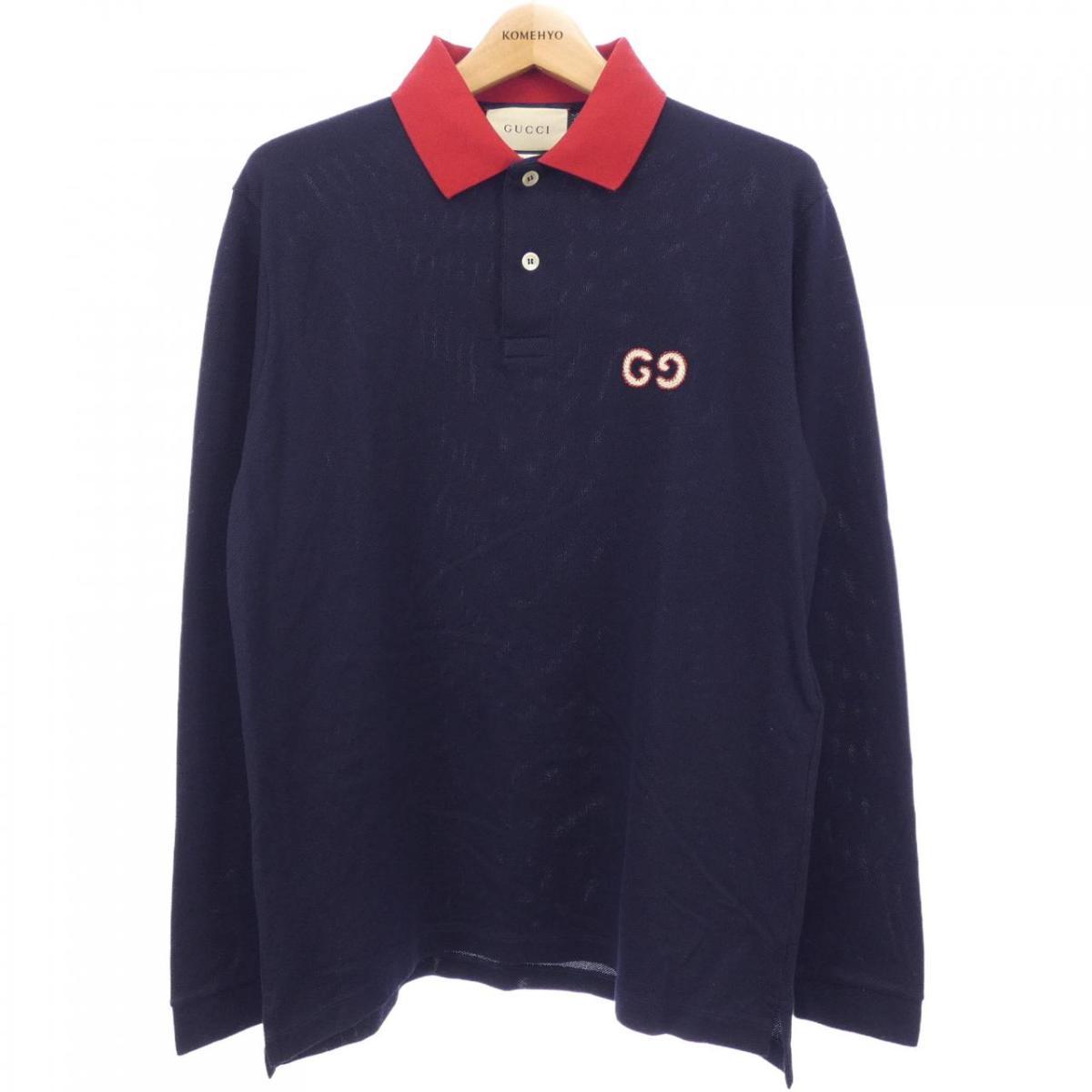 大幅値下げランキング グッチ 70%OFFアウトレット GUCCI ポロシャツ 中古