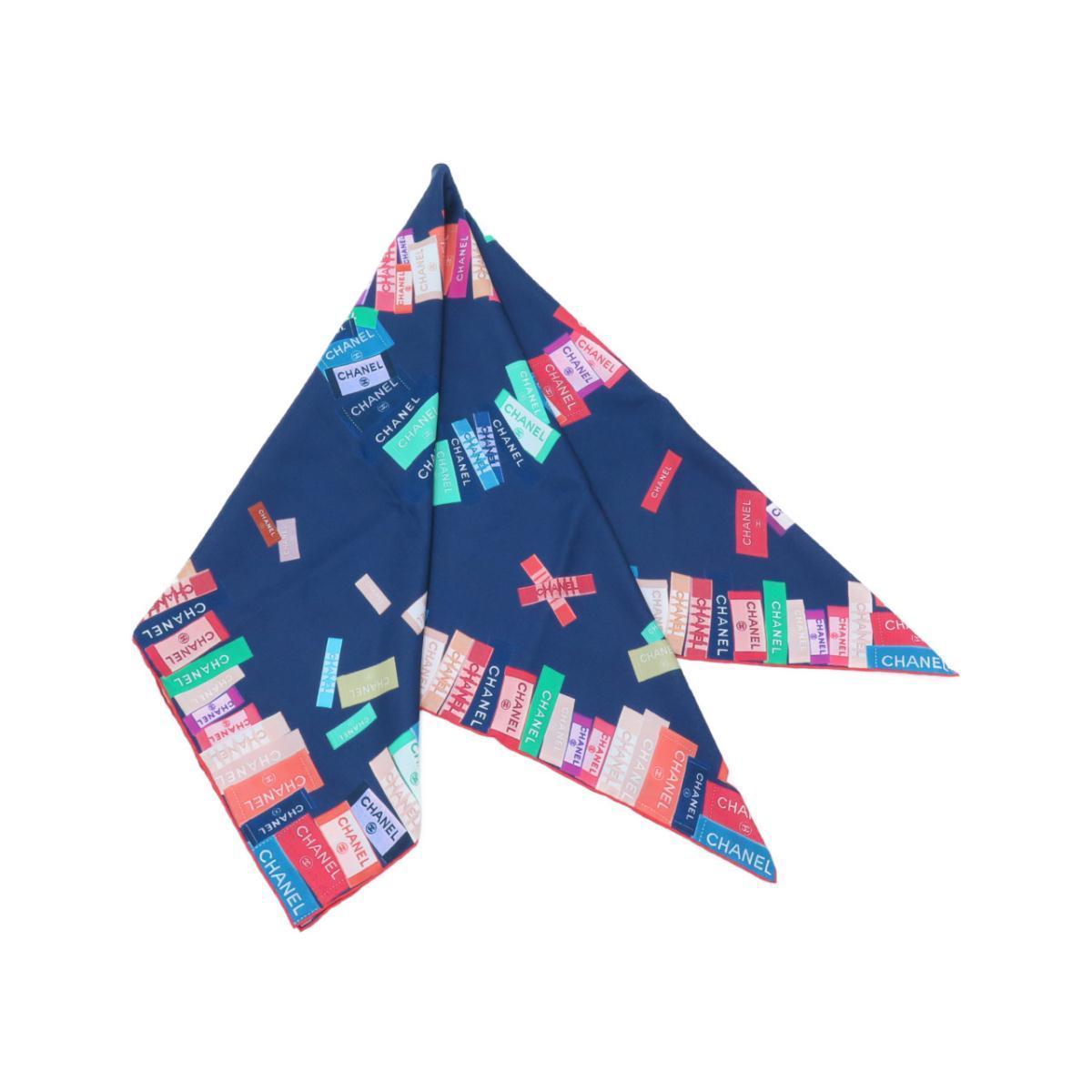 シャネル ◆在庫限り◆ スカーフ AA6563 中古 贈り物