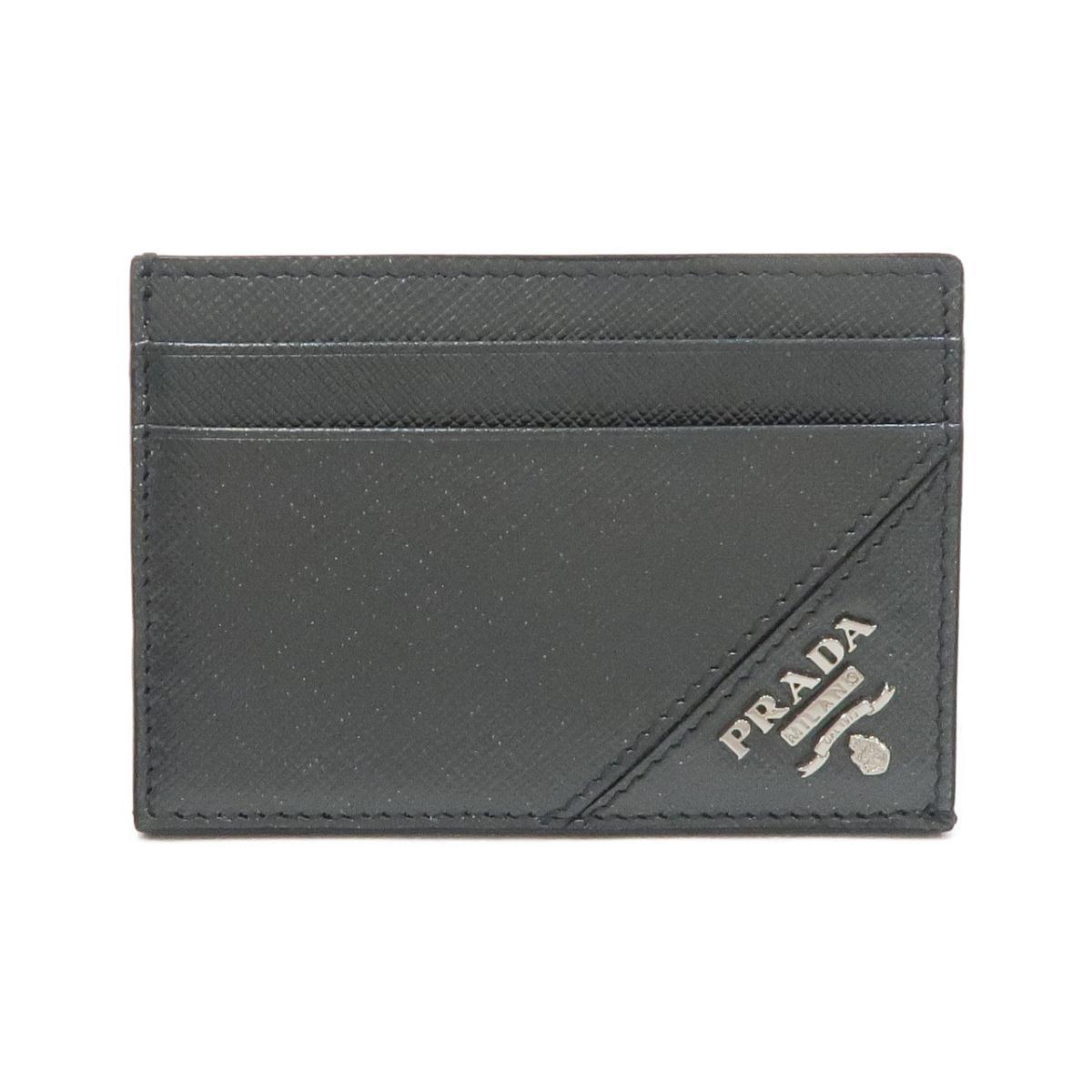 未使用品 プラダ メーカー再生品 新作入荷 カードケース 中古 2MC047