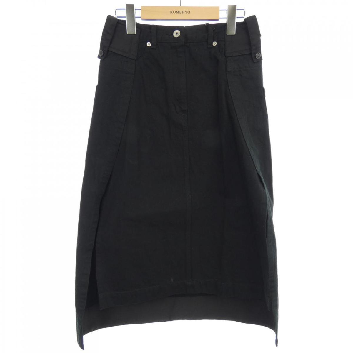 セットアップ サカイ SACAI 中古 引き出物 スカート