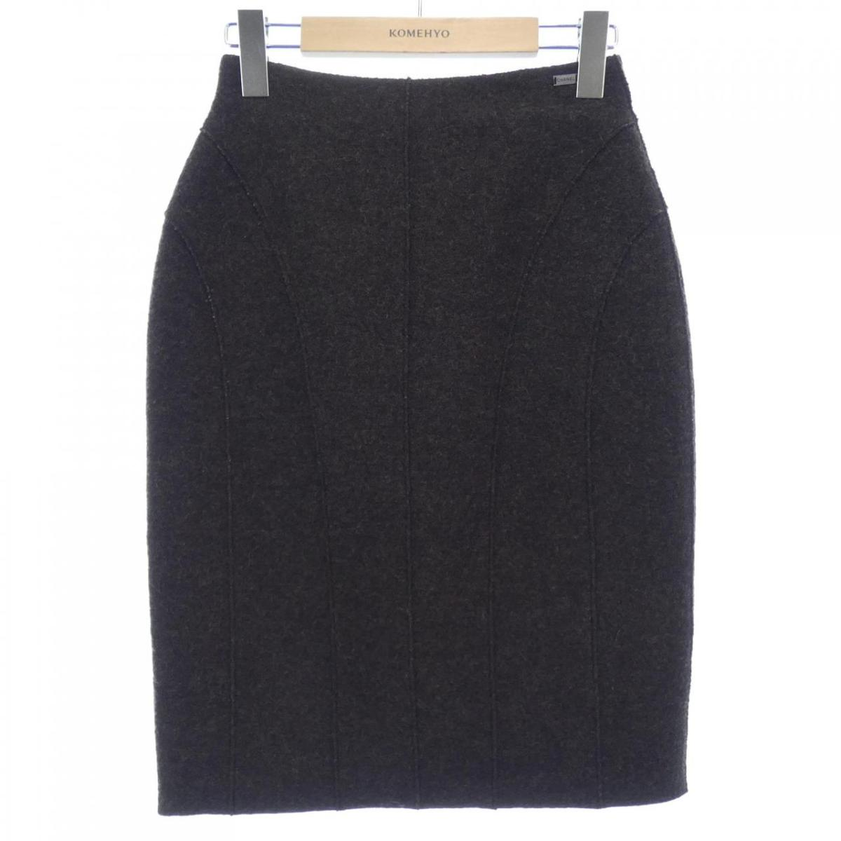 ヴィンテージ 店内限界値引き中&セルフラッピング無料 シャネル 高級品 CHANEL 中古 スカート