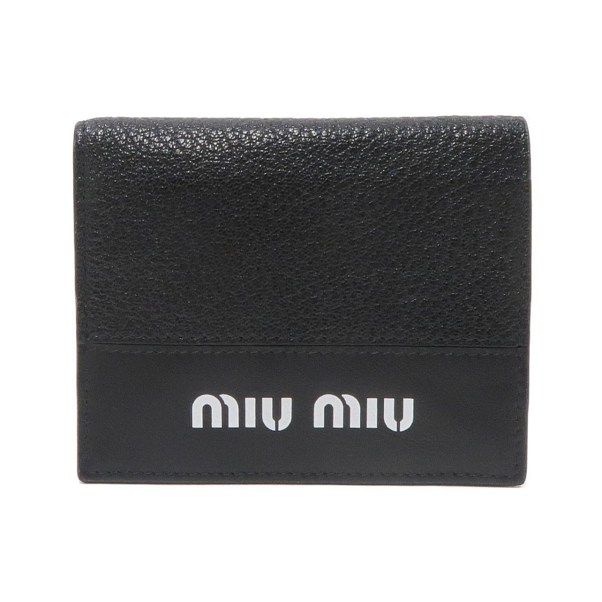 ミュウミュウ 財布 5MV204 情熱セール ※アウトレット品 中古