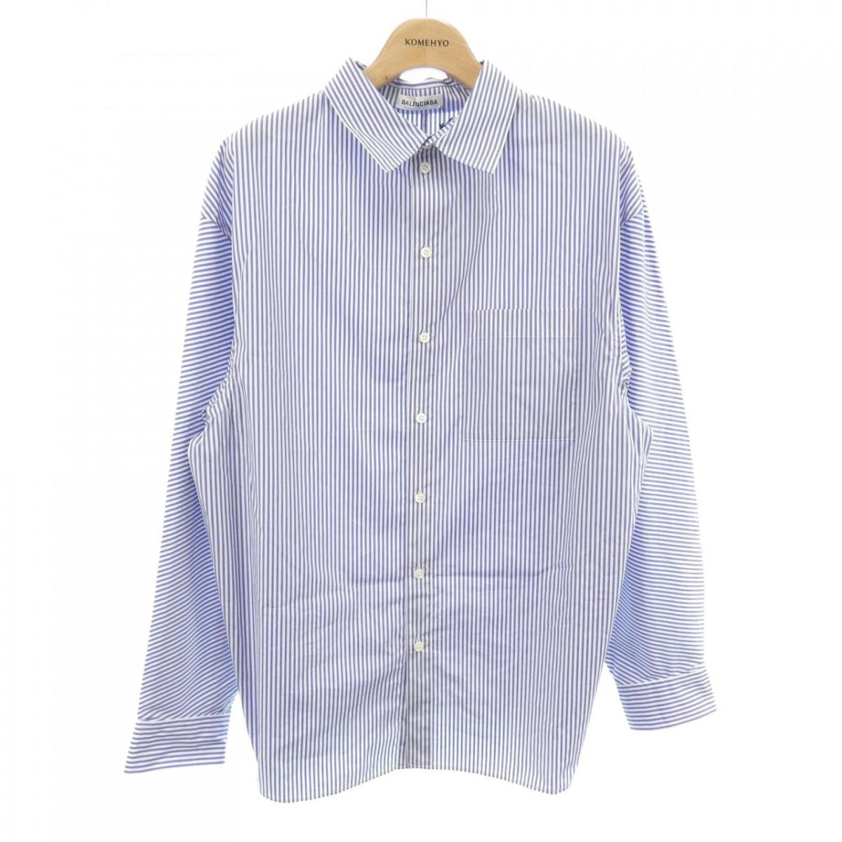 バレンシアガ BALENCIAGA シャツ 中古 定番スタイル 新作多数