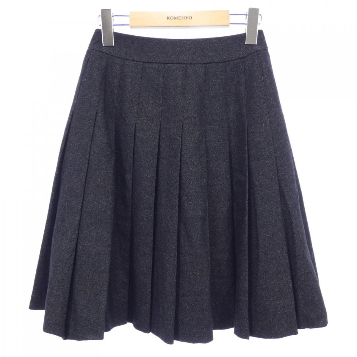 ヴィンテージ シャネル CHANEL 永遠の定番 お金を節約 スカート 中古