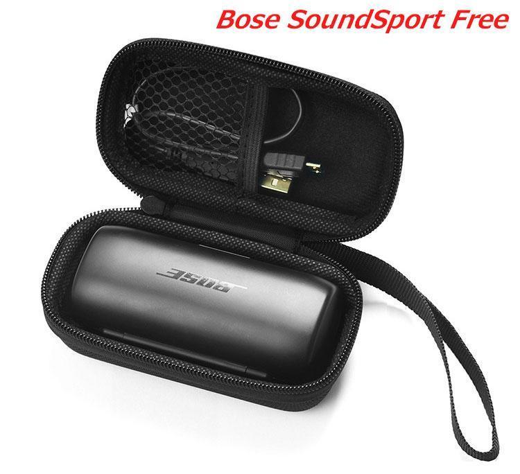 元箱あり トリプルブラック 【エントリーで!ポイント10倍祭!】 BOSE SoundSport Free wireless headphones 【中古】