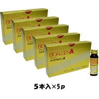 ★クロレラ グロスミン バイオアルゲンA 50ml×5本入×5p ※お取り寄せ商品(7日~10日位かかります) 送料無料