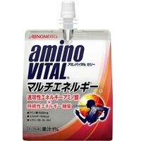 アミノ酸1500mg ふるさと割 豪華な アミノバイタル ゼリードリンク マルチエネルギー 180g