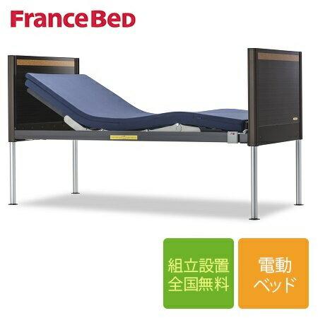【期間限定クーポン発行中】フランスベッド 超低床フロアーベッド FL-1402フレーム+マットレスSLD-18+専用パッド・シーツ