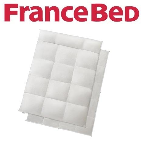 フランスベッド AS-Nシステマックス シルバーSI-HS90 シングルサイズ 150cm×210cm