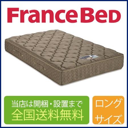 フランスベッド PWゴールド ワイドダブルロングマットレス 154cm×205cm×29cm