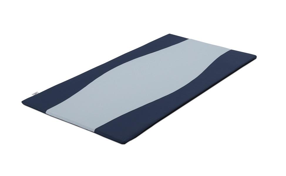 送料無料 フランスベッド RH-BAE-ベッドパッド ダブル/日本製/通気性抜群/制菌加工/抗菌防臭加工/ブレスエアー/東洋紡