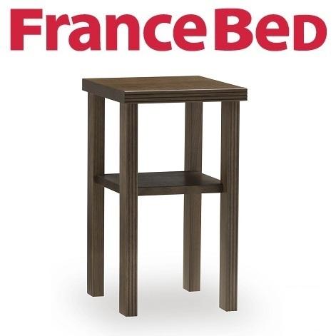 送料無料 フランスベッド メモリーナDLX専用ナイトテーブル