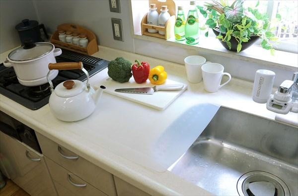 日本初の 配膳用品・キッチンファブリック キッチンマット キッチン用半透明保護マット 特大キッチンカウンターを保護します♪マット 半透明 キッチン用 特大 シリコーンゴム 保護マット, ナンコウチョウ 6e6cefd0