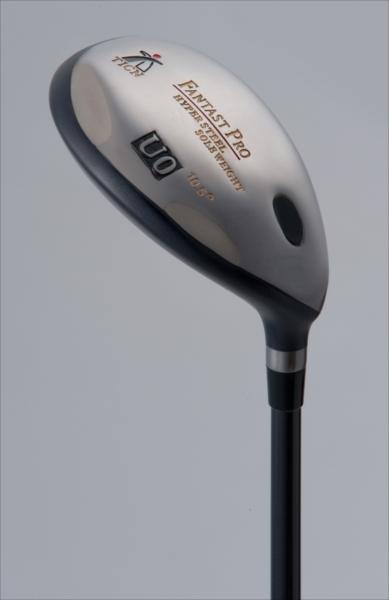 ゴルフ クラブ メンズクラブ ユーティリティー ファンタストプロ・ユーティリティ (シャフト硬度R)高反発フェースが驚異の飛距離を実現 ゴルフ ゴルフクラブ 短尺 飛距離アップ
