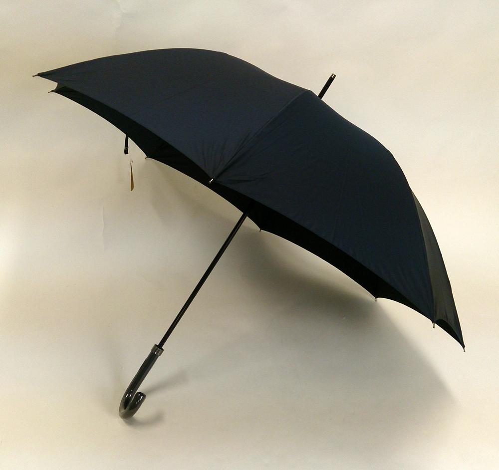 日本制伞 | 大风! 双强度新交叉骨头伞 | 长度伞 8 骨 70 厘米 | 男性 (男性) 和长伞
