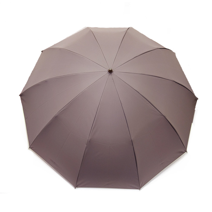 MADE IN JAPAN!With excellent water repellency , folding umbrella of ten lib