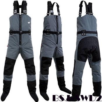 [BLUESTORM] BSJ-SWD2 ネオプレンソックスウェーダー 高階救命器具/透湿防水