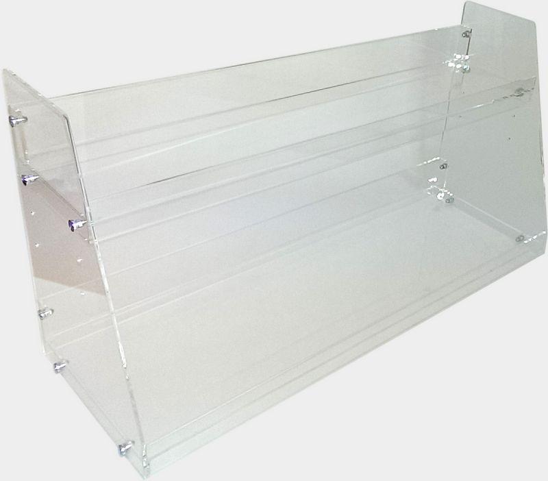 組み立て式陳列棚 W450