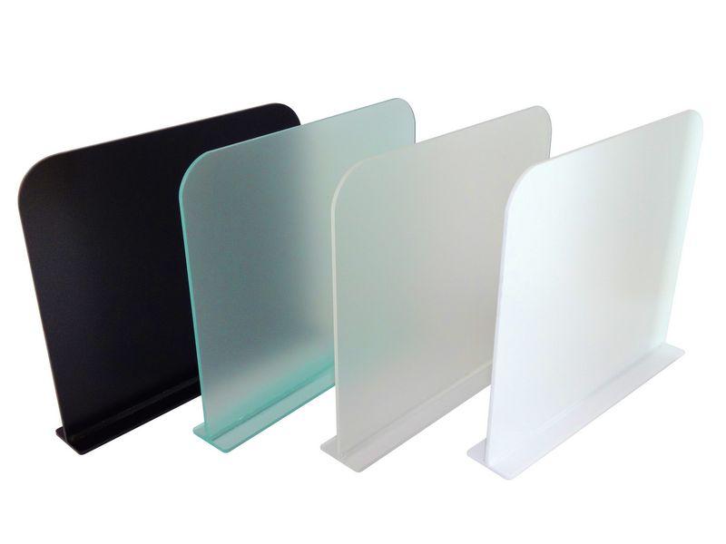 机まわりのパーティション 衝立 間仕切り板 最新号掲載アイテム 飛沫防止パネルの定番商品です デスクサイドスクリーンR H400 W700 お歳暮