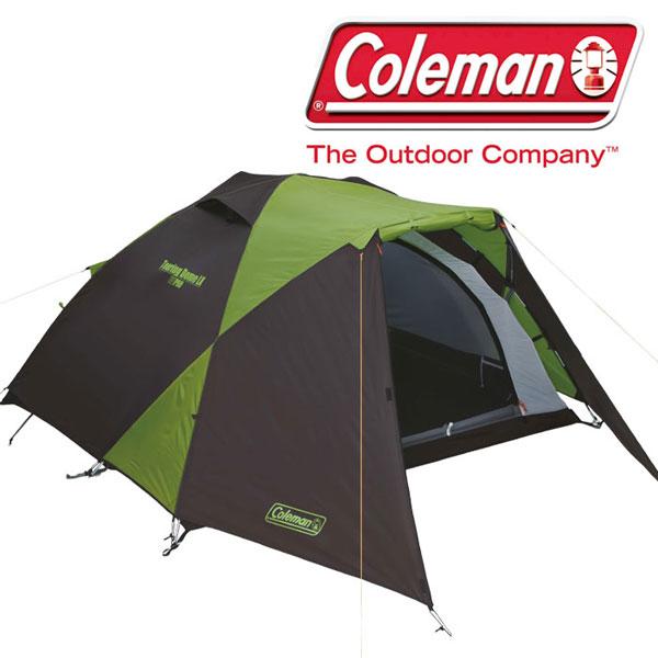 コールマン 取寄 170T16450Jツーリングドーム(LX) ドームテント ツーリングテント 定員2~3人用 ペグ/ロープ/キャリーバッグ付属 RCP