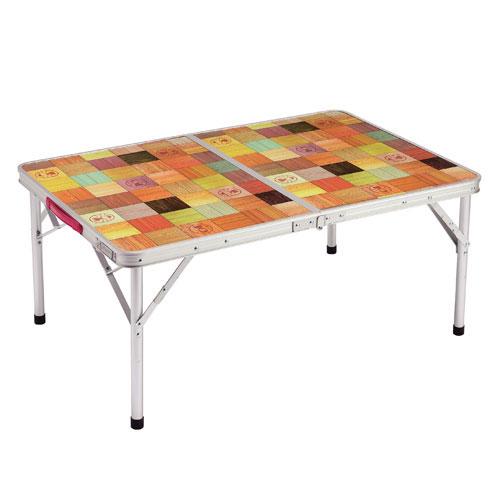 コールマン 取寄 テーブル 2000026752 ナチュラルモザイクリビングテーブル/90プラス ※取寄せのため返品不可