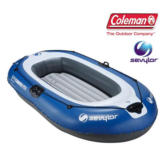 コールマン 取寄 セビラー CLMN2000009248 スーパーカラベル3人用コンボ 3人用ボート sevylorセビラー