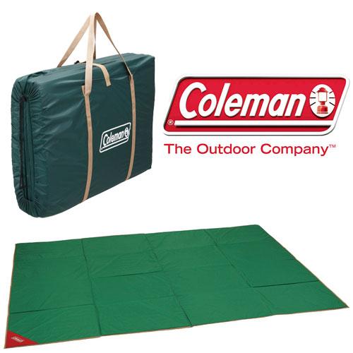 コールマン 取寄 テントマット CLMN2000017145 フォールディングテントマット/300 フォールディングマット テントクッションマット