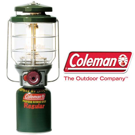 コールマン 取寄 ランタン CLMN2000015520(グリーン)2500ノーススターLPガスランタン 2500ノーススター(R)LPガスランタン(グリーン) ノーススターランタン ODガスランタン