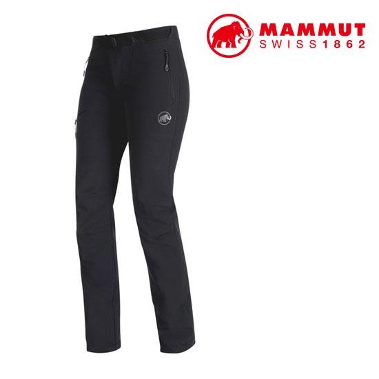 マムート ヤドキンSOパンツ 1021-00170 レディース/女性用 Yadkin SO Pants Women ブラック