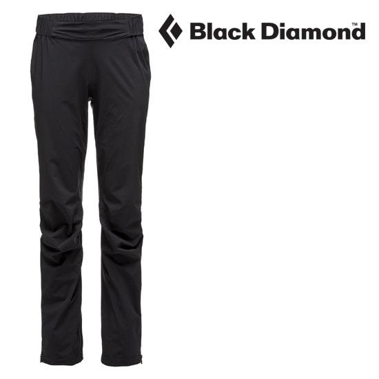 ブラックダイヤモンド ウィメンズストームラインストレッチレインパンツ BD61002 レディース/女性用 レインウェア