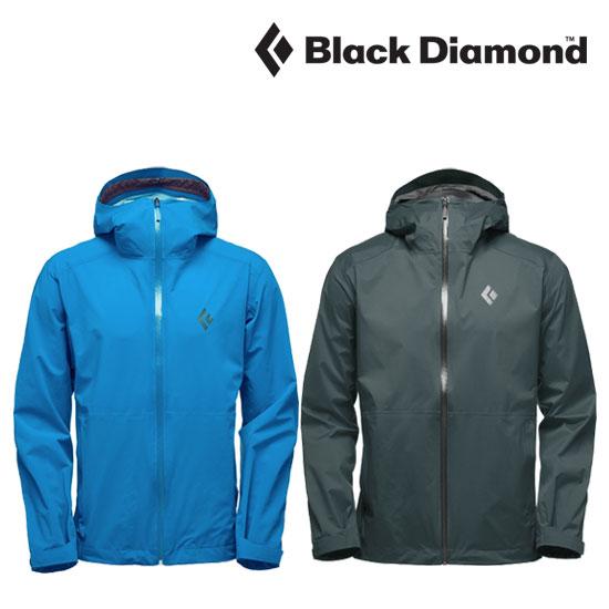 ブラックダイヤモンド メンズストームラインストレッチレインシェル BD65000 レインジャケット メンズ/男性用 2019年春夏新作