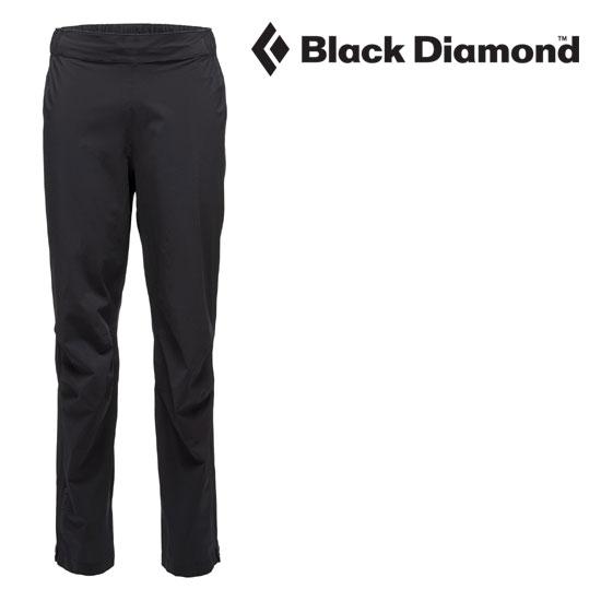 ブラックダイヤモンド メンズストームラインストレッチレインパンツ BD65002 メンズ/男性用 レインウェア