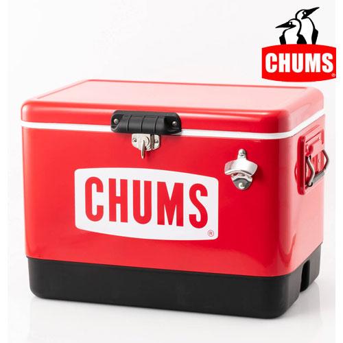 チャムス チャムススチールクーラーボックス54L CH62-1283 CHUMS Steel Cooler Box 54L
