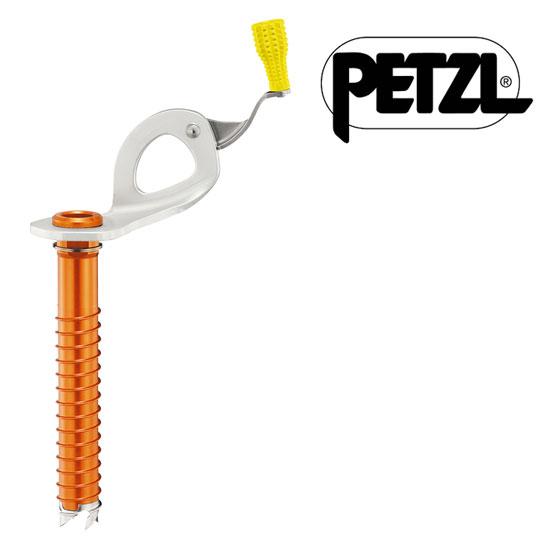 ペツル レーザースピードライト13cm P69A130 アイススクリュー