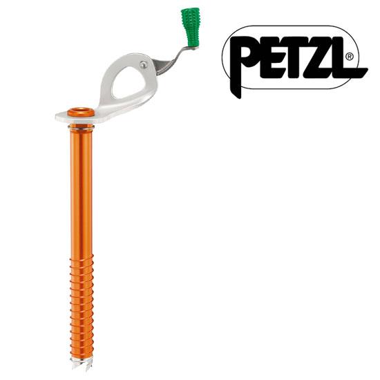 ペツル レーザースピードライト21cm P69A210 アイススクリュー