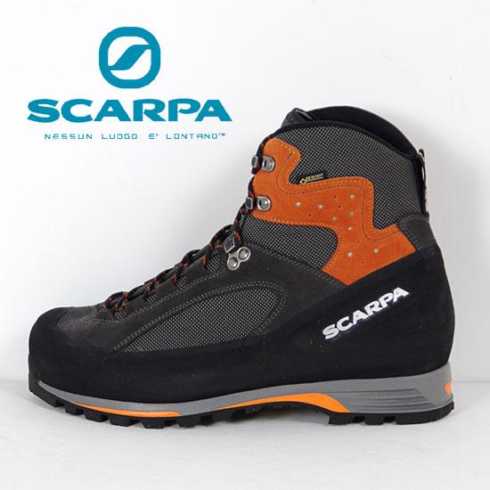 スカルパ クリスタロGTX SC22090 登山靴 パパヤ 2018年リニューアルモデル