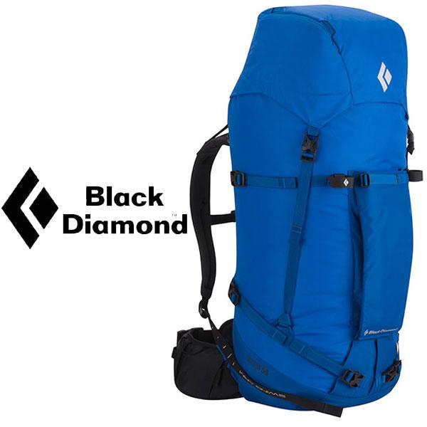 ブラックダイヤモンド ミッション55L BD54036 バックパック MISSION 55 PACK コバルト