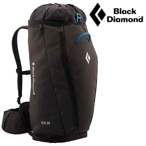 ブラックダイヤモンド クリーク35 BD55012 ザック CREEK 35 PACK ブラック