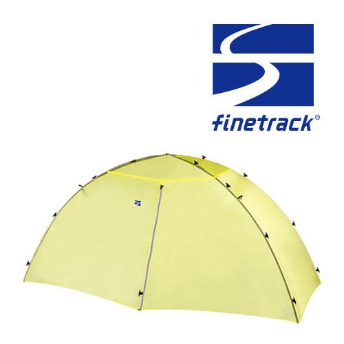 ファイントラック テント FAG0324(CRクリーム)カミナドーム2ウィンターライナー 冬期山岳テント用ライナーシート カミナドーム2専用オプションインナーシート