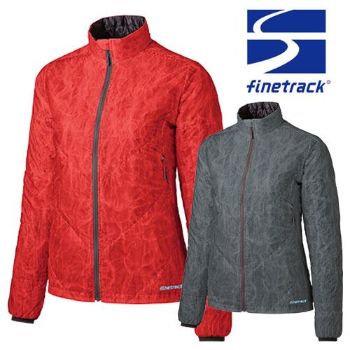ファイントラック ジャケット レディース/女性用 FIW0213 ポリゴン2ULジャケット 中綿ジャケット インサレーションジャケット 収納袋付き※半期に一度のクリアランス