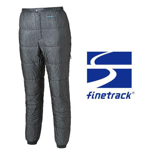 ファイントラック パンツ レディース/女性用 FIW0214(MLメタル)ポリゴン2ULパンツ 中綿入りパンツ インサレーションパンツ 収納袋付き