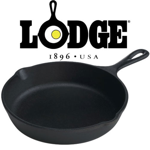 LODGE 正規品 10%OFF スキレット8インチシーズニング済 ダッチオーブンフライパン IH対応ダッチオーブン 鉄製フライパン AF 選択 L5SK3 定番 ロジックスキレット8インチ エイアンドエフ正規取引店 LDG19240002-8 ロッジ