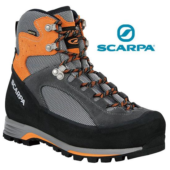 スカルパ クリスタロGTX SC22090 メンズ/男性用 登山靴 パパヤ