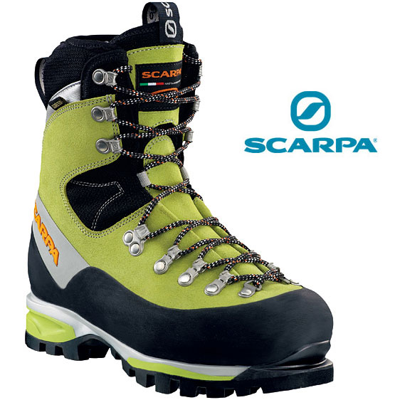 スカルパ モンブランGTXレディ SC23210 レディース/女性用 登山靴 MONT BLANC GTX WOMEN'S キウイ